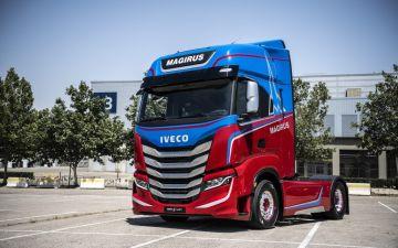 Iveco Stralis S-way: Volledig nieuwe lange-afstandstruck geïntroduceerd!