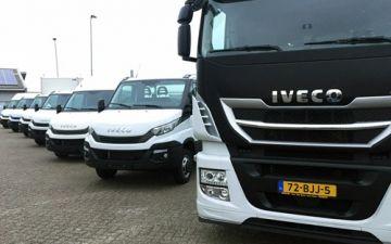 Snel rijden?  Bij Twisk Truck Service vindt u altijd minimaal 10 nieuwe Iveco's uit voorraad leverbaar!