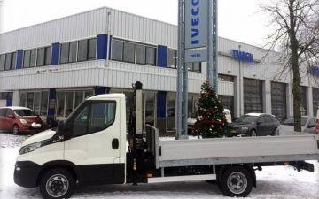 Twisk Truck Service wenst u fijne feestdagen en een top 2019!