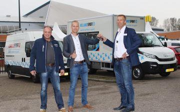 Twisk Truck Service zet sponsering Sportpaleis Alkmaar / Alkmaar Sport voort