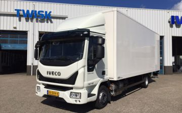 All-In Verhuur - Iveco Eurocargo ML120EL19P + automaat