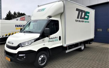 Boudestein / TDS - Iveco Daily 35C16 + Citybox