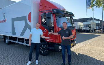 Brakenhoff - Iveco Eurocargo jubileum