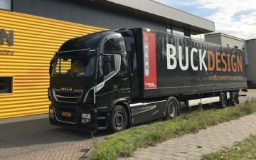 Buck Design - Iveco Stralis AS440S46T/P XP