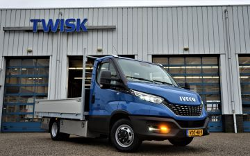 Carex E.B. - Iveco Daily 40C16Ha8 + Twisk laadbak