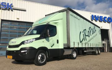 Ciropack - Iveco Daily 40C18a8 trekker