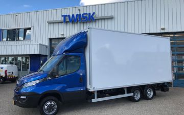 CJ Verduin - Iveco Daily 40C21a8 3500plus systeem