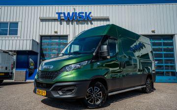 Dennis van der Ven - Iveco Daily 35s18a8v