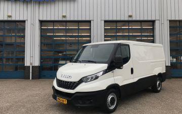 Eye Catcher Safety - Iveco Daily 35S14va8
