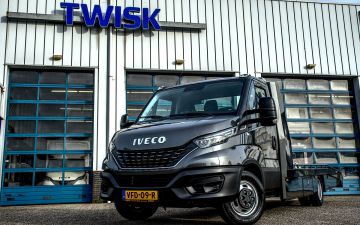 Favoriet occasions - Iveco Daily 40C18a8 + Tijhof