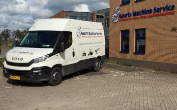 Geurts machinefabriek - Iveco Daily 35S14va8