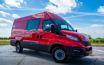 Haller - Iveco Daily 35S18h + Blix dub cabine