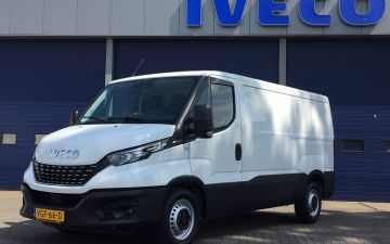 Hilbers Infra - Iveco Daily 35s18 automaat