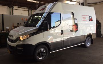 Hint IJmuiden - Iveco Daily 40C18a8