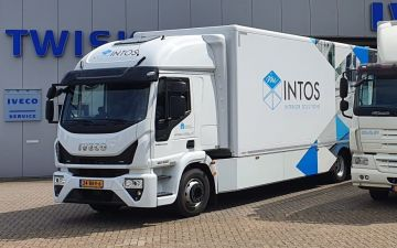 Intos - Iveco Eurocargo ML120E21/P + Junge