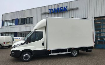 Ladybird - Iveco Daily 40C18a8 + citybox