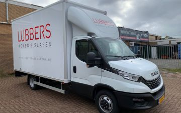 Lubbers - Iveco Daily 35C14 + Citybox