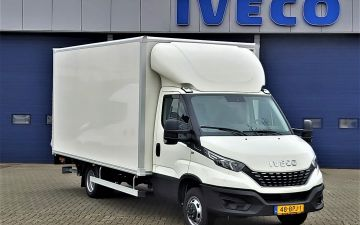 Tom & Ron - Iveco Daily 50C18Ha8 + Citybox