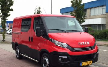 Welding shop - Iveco Daily 35S16va8