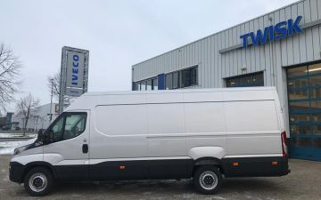 Winter VOF - Iveco Daily 35S14va8 MAXI