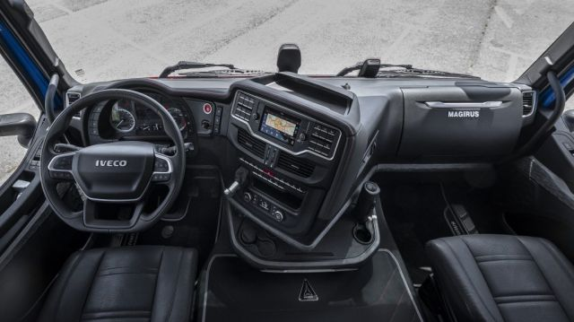 IVECO S-Way: Drive the NEW Way
